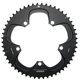 SRAM Road Red - Plateau - 10 vitesses 110 mm noir